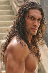 Jason Momoa as Conan in