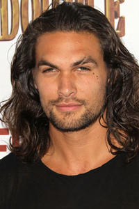 Jason Momoa at the screening of
