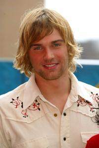 Mike Vogel at the release of