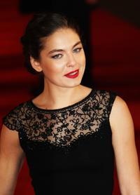 Alexa Davalos at the European premiere of