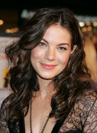 Michelle Monaghan at the Hollywood premiere of