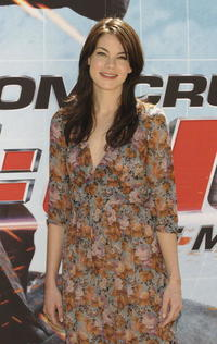 Michelle Monaghan at the photocall in Madrid for