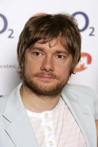 Martin Freeman at the O2 Silver Clef Lunch in London, England.