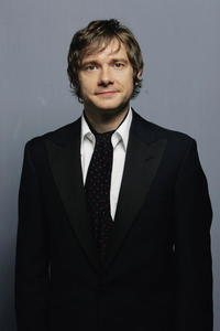Martin Freeman at The Times BFI 50th London Film Festival in London, England.
