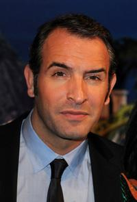 Jean Dujardin at the premiere of
