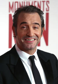 Jean Dujardin at the UK premiere of