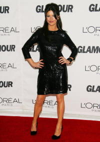 Catherine Zeta-Jones at the 17th Annual Glamour Women Of The Year Awards.