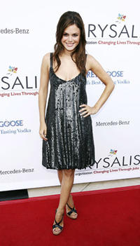 Rachel Bilson at Chrysalis' 5th Annual Butterfly Ball in L.A.