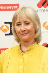 Gemma Jones at the photocall of