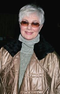 Shirley Jones at the California opening night of