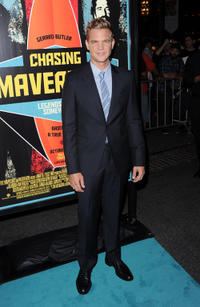 Taylor Handley at the California premiere of