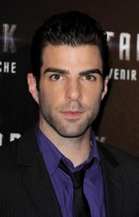 Zachary Quinto at the photocall of