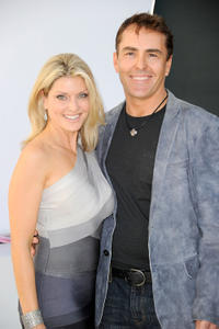 Jill North and Nolan North at the Spike TV's 2011 Video Game Awards in California.