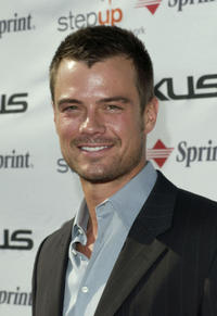 Josh Duhamel at Step-Up Women's Network's Fourth Annual Fashion Forward Luncheon in Beverly Hills.