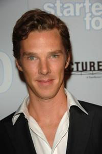 Benedict Cumberbatch at the Los Angeles premiere of