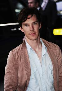 Benedict Cumberbatch at the English National Ballet 60th Anniversary party.