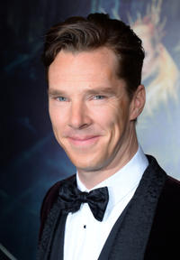 Benedict Cumberbatch at the California premiere of