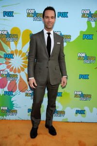 Chris Diamantopoulos at the 2009 FOX All-Star party in California.