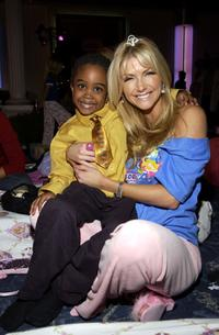 Khamani Griffin and Brande Roderick at the