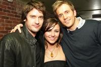 Will Kemp, Briana Evigan and Robert Hoffman at the after party of the world premiere of