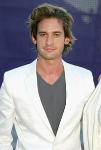 Will Kemp at the world premiere of