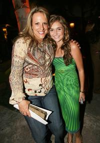 Anne Fletcher and Alyson Stoner at the after party of the premiere of