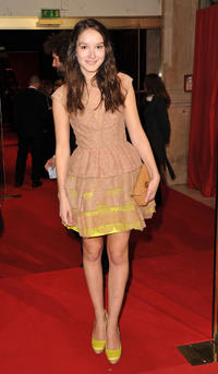 Anais Demoustier at the 36th French Cesar Film Awards Ceremony in Paris.