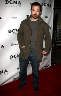 John Hensley at the opening of DCMA Collective's flagship store.