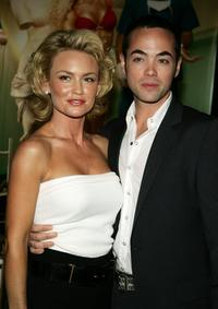 John Hensley and Kelly Carlson at the Season Four Premiere Screening Of