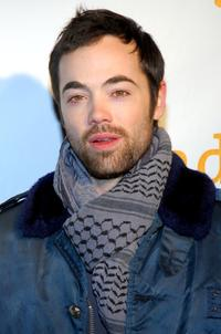 John Hensley at the GLAAD Media Nominations Announcement at Side Bar during the 2007 Sundance Film Festival.