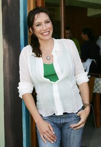Claudia Karvan at the launch for the second series of
