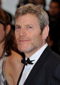 Tcheky Karyo at the premiere of
