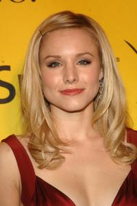 Kristen Bell at the Sprint Nextel and Tiffany & Co. celebrate Champions Week in New York City.