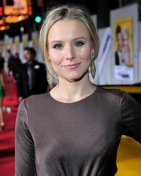 Kristen Bell at the California premiere of