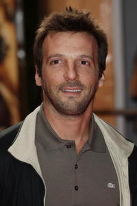 Mathieu Kassovitz at the premiere of
