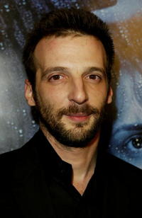 Mathieu Kassovitz at the California world premiere of