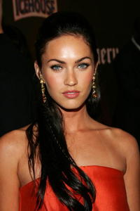 Actress Megan Fox at the Maxim Hot 100 Party in N.Y.