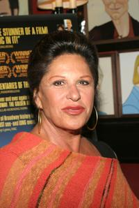 Lainie Kazan at the after party for