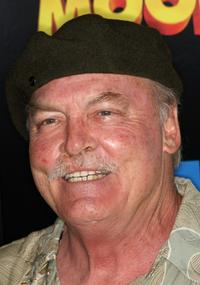Stacy Keach at the premiere of