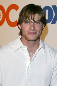 Chris Carmack at the season finale party for