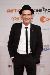 Anatole Taubman at the 24th European Film Awards in Germany.