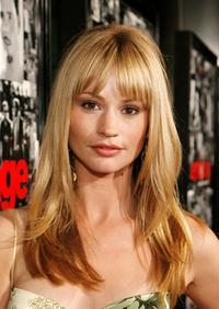Cameron Richardson at the premiere of