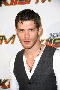 Joseph Morgan at the KIIS FM's Jingle Ball 2011 in California.