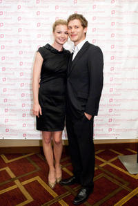 Emily VanCamp and Joseph Morgan at the Planned Parenthood Federation Of America 2010 Annual Awards Gala in Arlington.