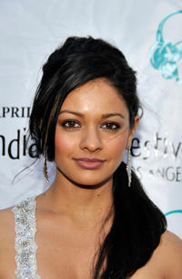 Pooja Kumar at the 7th Annual Indian Film Festival in California.