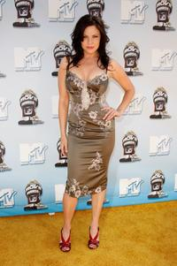 Christa Campbell at the 17th annual MTV Movie Awards.