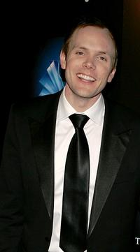 Joel McHale at the 32nd Annual People's Choice Awards after party.