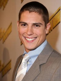 Actor Sean Faris at the Hollywood premiere of
