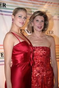 Christine Baranski and her daughter Lily Cowles at the 30th Annual Kennedy Center Honors.