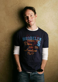 Chris Terrio at the portrait session of
